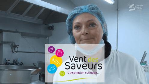 Vendée Grand Littoral - Interview vidéo de Vent des saveurs